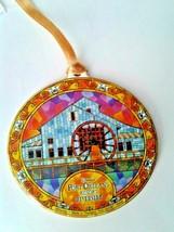 Disney World Port Orleans Resort Riverside with Tiana Ceramic Ornament, NEW - $30.00