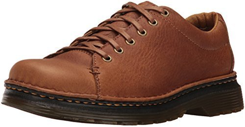 Dr. Martens Men's Healy Oxford, Tan, 7 UK/8 M US