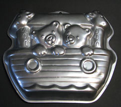 Wilton Noah's Ark Cake Pan w/ Instructions  - $17.99