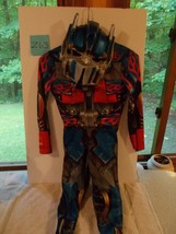 Transformers Halloween Costume Revenge of the Fallen sz 4 - 6x - $12.99
