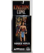DC Direct Kingdom Come Wonder Woman Wave 1 Action Figure Mint On Card - $29.95