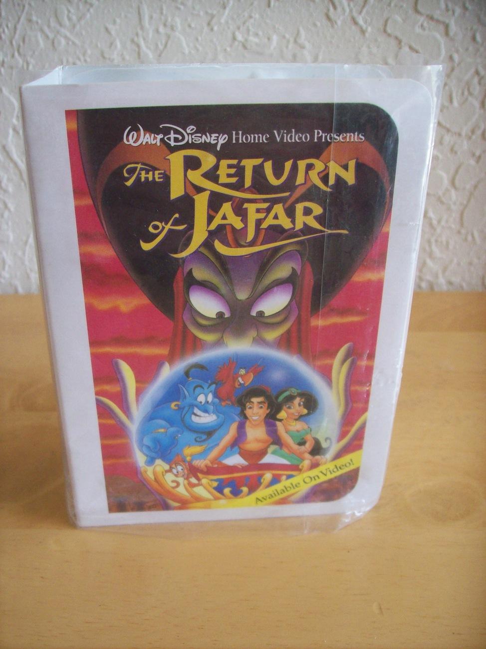 "1995 Disney McDonald's #4 ""The Return of Jafar"" Happy Meal Figurine"