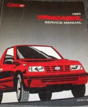 1994 Chevrolet Chevy GEO TRACKER Service Shop Repair Workshop Manual GM ... - $79.15