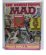 MAD Magazine - Super Special Winter 1984 - Mad Wall Signs  (NM) - $8.50
