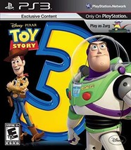 Toy Story 3 The Video Game - Playstation 3 [PlayStation 3] - $15.29