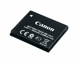 Genuine Canon NB-11LH Lithium-Ion Battery Pack  (3.6V, 800mAh) # 9391B00... - $20.69