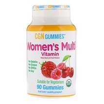 California Gold Nutrition, Womens Multi Vitamin Gummies, No Gelatin, No ... - $21.23