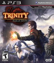 Trinity: Souls Of Zill O'll - Playstation 3 [video game] - $40.59