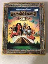 Maztica Campaign Set 1066 AD&D Forgotten Realms D&D TSR Dungeons Dragons - $77.52