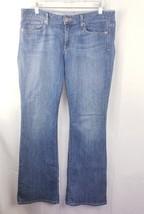 Womens Gap 1969 Curvy blue jeans Boot cut Sz 30 - $7.86