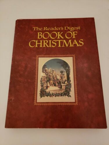 Readers Digest The BOOK of CHRISTMAS Hard Cover Book 1973
