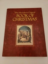 Readers Digest The BOOK of CHRISTMAS Hard Cover Book 1973 - $9.89