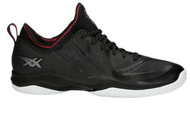 ASICS GLIDE NOVA Volleyball Shoes Unisex Badminton Black Indoor 11183250... - $152.01