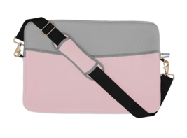 """Quip Brand Sm Padded Laptop Sleeve with Strap! QUIP Laptop case 13.5""""x10.25"""" NEW image 7"""
