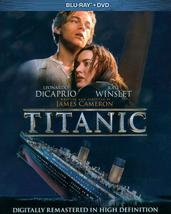 Titanic (Four-Disc Combo: Blu-ray + DVD) (1997)