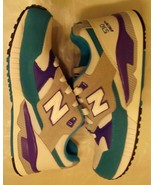 Women's 7.5 New Balance 530 Encap M530AAA Blue Teal/Purple Shoes - $55.00