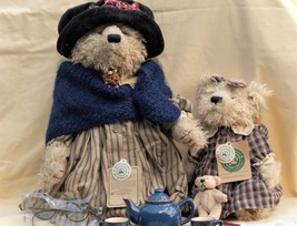 Boyd's Bears T J Best Dressed Collection of Grandmother Beatrice, Ballyanne, and - $35.00