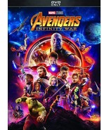 Avengers: Infinity War DVD 2018 Brand New Sealed - $2.50