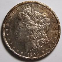 1896O MORGAN SILVER DOLLAR COIN Lot# MZ 4571