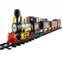 Northlight 20-Piece B/O Lighted & Animated Classics Train Set Sound - $53.20