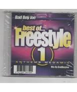 Bad Boy Joe Freestyle Megamix Vol.1 CD Judy Torres, Safire, Coro , TKA - $14.45
