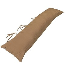 Caribbean Hammocks Double Hammock Pillow, Combo Brown - $39.51