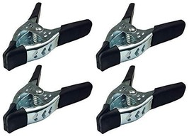 """Lot of 4-6"""" inch Spring Clamp Large Super Heavy Duty Spring Metal Black ... - $14.90"""