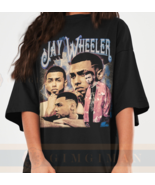 JAY WHEELER SHIRT VINTAGE RETRO 80S-90S UNISEX FOR GIFTS - $19.89+