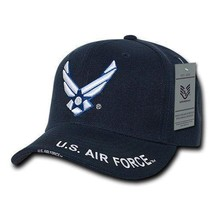 Usaf Us Air Force Military Hat With Hap Officially Licensed Baseball Cap Hat - $26.95