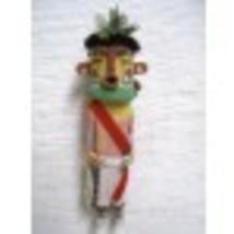 Old Style Hopi Carved Heheya Amutaga Traditional Messenger Kitsuna Doll - $325.00