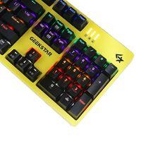 Geekstar GK702 Mechanical Gaming Keyboard English Korean Kailh Optical Switch image 3