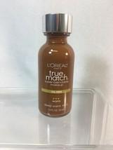 L'Oréal W9.5 Deep WarmTrue Match Super-Blendable Foundation Makeup 1oz - $8.11