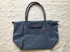 Longchamp Club Le Pliage Bag Blue Large L1899619564 - $87.99