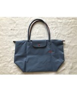 Longchamp Club Le Pliage Bag Blue Large L1899619564 - $87.99