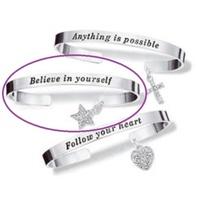 "Avon My Truth Charm Bracelet ""Star"" - $9.99"