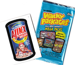 2007 Wacky Packages All New Series 6 (ANS6) - Singles (Pick-a-Single) Stickers - $0.99