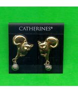 Kitty Cat  Earrings - $5.00