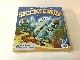 New Spooky Castle Board Game Halloween Party Activity Ghost Haunted Quee... - $24.99