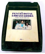 The Pentecostal Ambassadors Lord Your The One (8-Track Tape, S8-14449) - $6.73