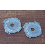 Adaptor for 45 RPM Records - Made of Metal 2 A... - $20.00