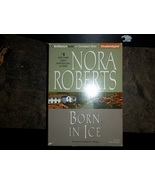 Nora Roberts Born in Ice (Born In Trilogy) Audiobook CD – Unabridged - $7.99