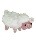 Looking Glass Limited Edition Mini Torch Sculpture, Ram the Easter Lamb - $5.99