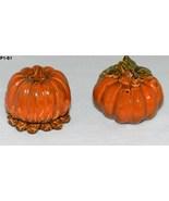 Autumn Pumpkin Salt Pepper Shakers - $12.99