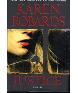 Justice By Robards ( HardCover) - $7.50