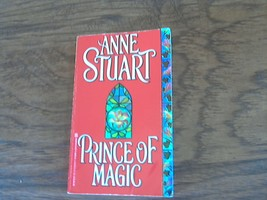 Prince of Magic By Anne Stuart (1998 Paperback) - $1.50