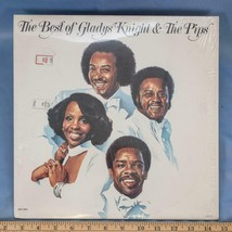 Vintage The Best of Gladys Knight & The Pips Vinyl Record Album LP dq - $4.94
