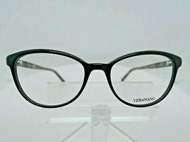 VERA WANG V 379 (BK) Black 53 X 17 140 mm Eyeglass Frame - $79.15