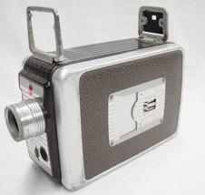 Vintage Kodak Brownie 8mm Movie Camera f/1.9 Lens 1950s As Is - $26.13