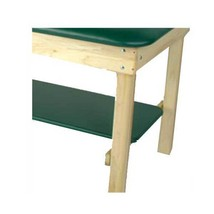 Dynatronics Upholstered Shelf-27'' x 78''-Regimental Blue - $44.39