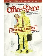 Office Space DVD Ron Livingston Jennifer Aniston - $8.98
